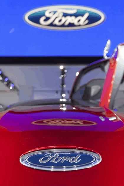 2011 Ford Evos concept 170