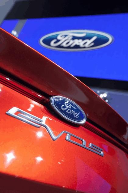 2011 Ford Evos concept 173