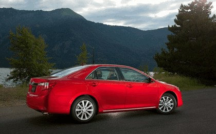 2012 Toyota Camry XLE 5