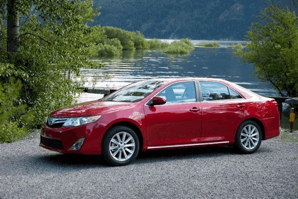 2012 Toyota Camry XLE 6