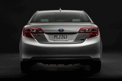 2012 Toyota Camry hybrid 5