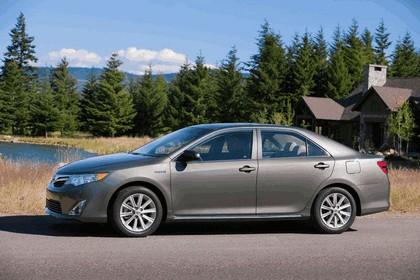 2012 Toyota Camry hybrid 11