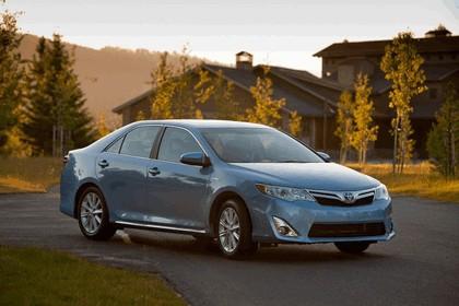 2012 Toyota Camry hybrid 15