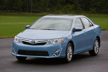 2012 Toyota Camry hybrid 22