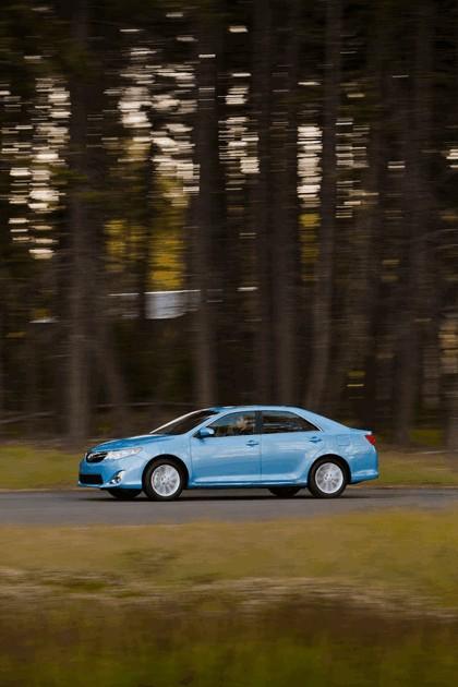 2012 Toyota Camry hybrid 23