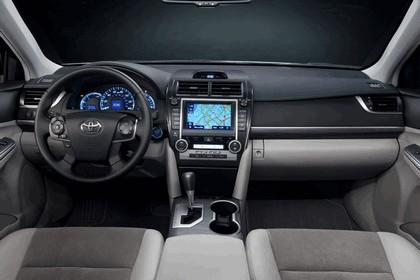 2012 Toyota Camry hybrid 25
