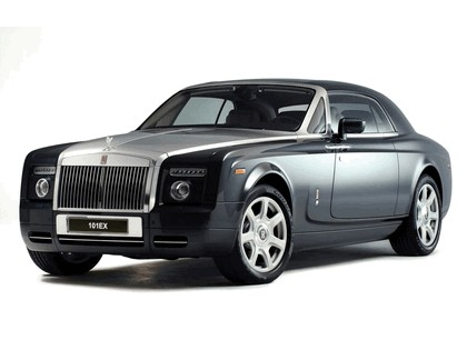 2006 Rolls-Royce 101EX 1