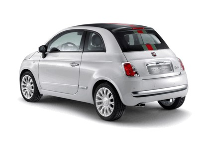 2011 Fiat 500C by Gucci 2