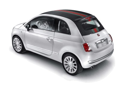 2011 Fiat 500C by Gucci 3
