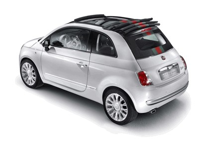 2011 Fiat 500C by Gucci 4