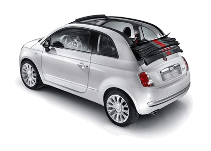 2011 Fiat 500C by Gucci 5