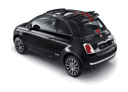 2011 Fiat 500C by Gucci 9