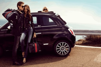 2011 Fiat 500C by Gucci 11