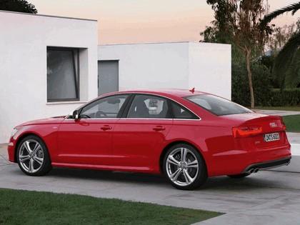 2011 Audi S6 8