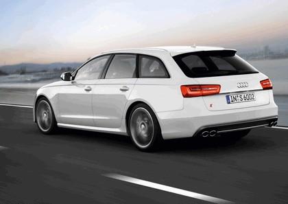 2011 Audi S6 Avant 5