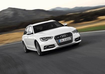 2011 Audi S6 Avant 6