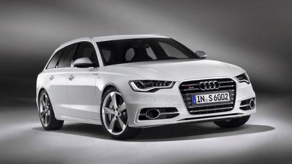 2011 Audi S6 Avant 9