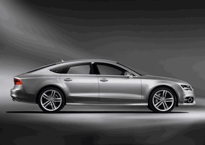 2011 Audi S7 Sportback 4