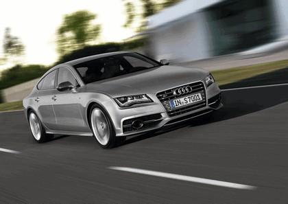 2011 Audi S7 Sportback 5