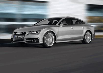 2011 Audi S7 Sportback 7