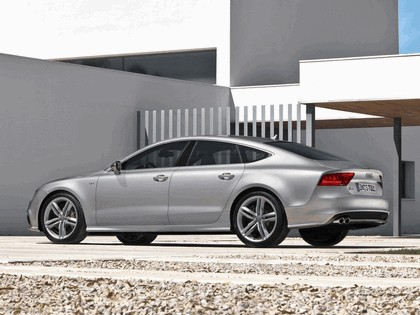 2011 Audi S7 Sportback 10