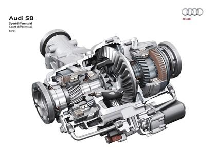 2011 Audi S8 26