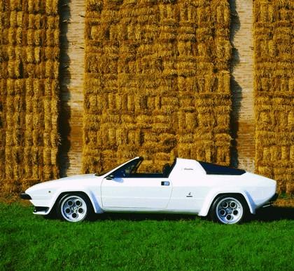 1976 Lamborghini Silhouette 4