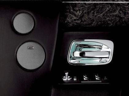 2006 Rolls-Royce Phantom Black 2