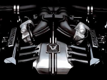 2006 Rolls-Royce Phantom Black 3