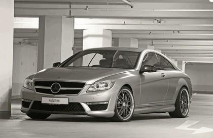 2011 Vaeth CL63 BiTurbo ( based on Mercedes-Benz CL63 AMG ) 1