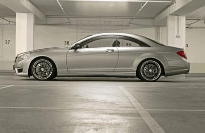 2011 Vaeth CL63 BiTurbo ( based on Mercedes-Benz CL63 AMG ) 3