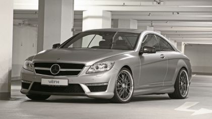 2011 Vaeth CL63 BiTurbo ( based on Mercedes-Benz CL63 AMG ) 3