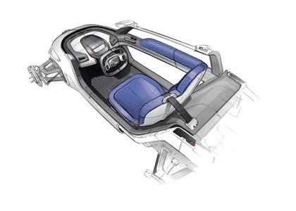 2012 Volkswagen NILS concept 7