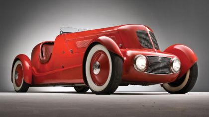 1934 Ford Model 40 Special Speedster 6