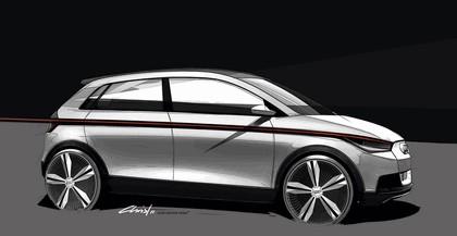 2011 Audi A2 concept 1