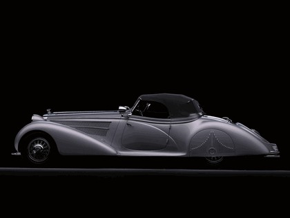 1938 Horch 853 special roadster by Erdmann and Rossi 5