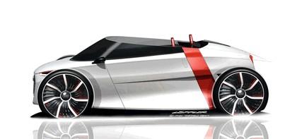 2011 Audi urban concept spyder - drawings 2