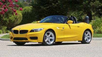 2011 BMW Z4 ( E89 ) sDrive28i - USA version 4