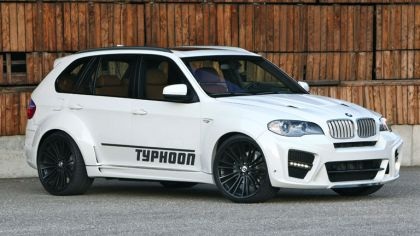 2011 G-Power Typhoon ( based on BMW X5 E70 ) 1