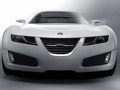 2006 Saab Aero X concept 18