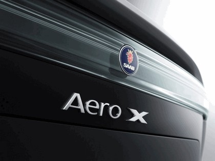 2006 Saab Aero X concept 23
