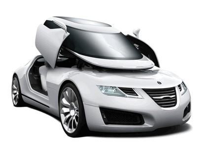 2006 Saab Aero X concept 32