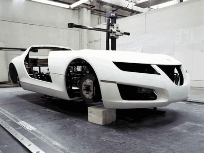2006 Saab Aero X concept 36