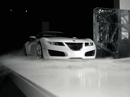 2006 Saab Aero X concept 40