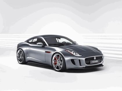 2011 Jaguar C-X16 concept 1