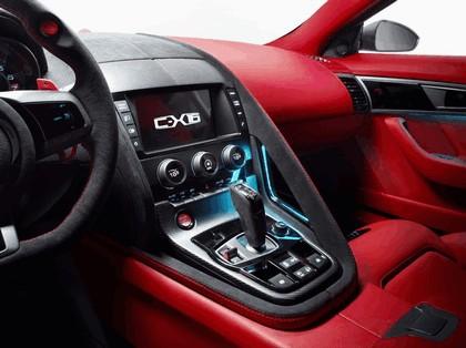 2011 Jaguar C-X16 concept 16