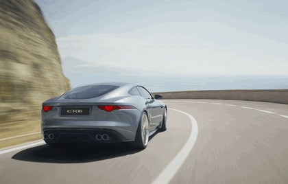 2011 Jaguar C-X16 concept 29