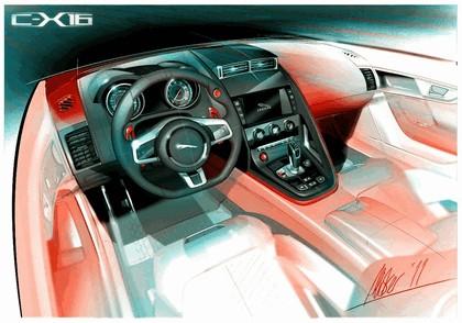 2011 Jaguar C-X16 concept 46