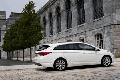 2011 Hyundai i40 station wagon CRDi - UK version 8