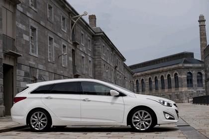 2011 Hyundai i40 station wagon CRDi - UK version 9